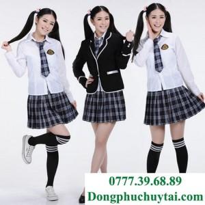 Đồng phục học sinh phổ thông