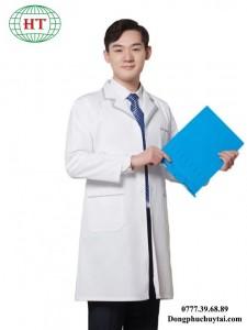Đồng phục bác sĩ nam dài tay