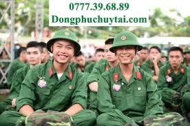 Đồng phục quốc phòng