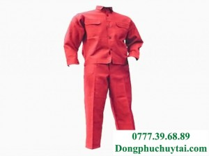Quần áo bảo hộ công nhân